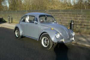 VW beetle. stunning full body off resto .1641cc. tax free...can deliver...