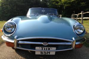 Jaguar E-Type Convertible LHD