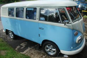 VW Split Screen Kombi RHD 1965 good condition
