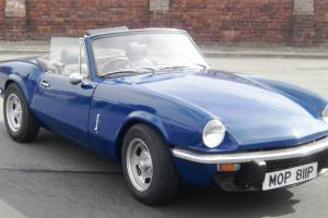 triumph spitfire 1500 (early) 1976  Photo