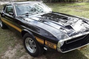 1969 Shelby Mustang GT350 Genuine Real Deal in in Brisbane, QLD