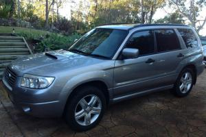 Subaru Forester XT Luxury 2008 4D Wagon 4 SP Auto Elec Sport 2 5L Turbo in in Sydney, NSW