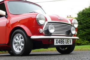 2000 Rover Mini Cooper S Works On 17600 Miles From New Photo
