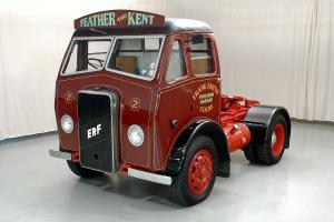 1942 ERF / D16/ Truck Restored RHD Semi Truck By Hyman Ltd.