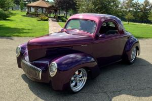 1941 WILLYS ---SHOW QUALITY ---OUTLAW BODY---BEST OF EVERYTHING- OHIO TITLE