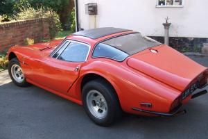 1971 Marcos Volvo 3 Litre Coupe