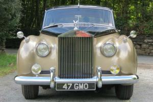 1961 Rolls-Royce Silver Cloud II SYD232  Photo