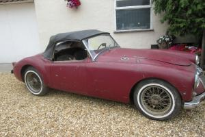 mga 1500 roadster 1958 lhd great restoration project.starts  Photo