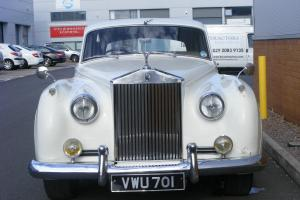 1959 BENTLEY WHITE