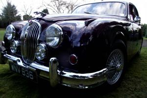 JAGUAR 2.4 MK2 MANUAL OVERDRIVE
