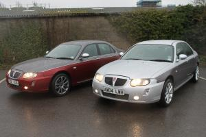Aug 2004 Rover 75 2.0 CDTi Connoisseur SE Saloon Auto  Photo