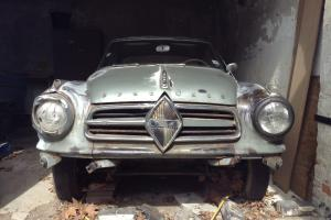 1958 Borgward Isabella Coupe LHD US Import good restoration project stunning car