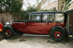 1935 Rolls Royce 20/25 with Rippon Body