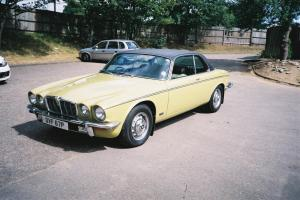 JAGUAR XJ 5.3C. 1975 V12 COUPE.  Photo
