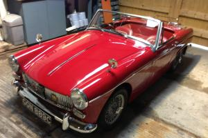 1965 MG MIDGET MK2 1098CC FAST ROAD TUNED  Photo