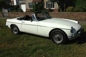 1971 MG/ MGF MGB Sports/Convertible 1800cc Petrol
