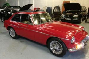 MG/ MGC GT Fully Restored 3 yrs ago MOT 09 - 2014 FULY Rebuilt Ebgine 160 mls