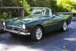 1966 Sunbeam Tiger - Completely and Carefully Restored