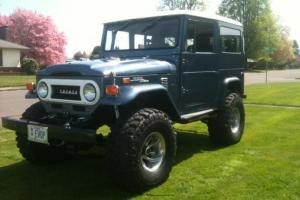 Rust Free 1972 Toyota Land Cruiser FJ40