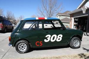 1967 Austin Mini Mk1 vintage CS class race car