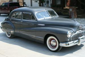BEAUTIFUL 1946 BUICK SUPER MODEL 51 NICE CONDITION, HARD TO FIND. NEW PICTURES!