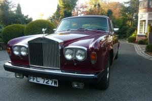 1980 ROLLS ROYCE SILVER SHADOW 11  Photo