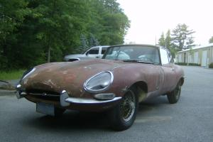 Jaguar 1963 Series I, 3.8, Fixed Head Coupe E-type Photo
