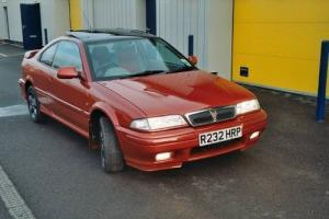 Rover 216 coupe Red eBay Motors #261207704268 Photo