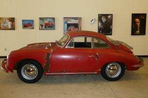 1963 Porsche 356B Reutter 1600 Super Coupe MATCHING NUMBERS We Ship and Export!!
