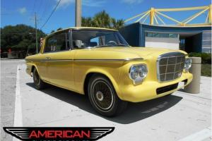 1962 Studebaker Daytona 289 Auto Restored and Ready to Drive Daily Cool Classic