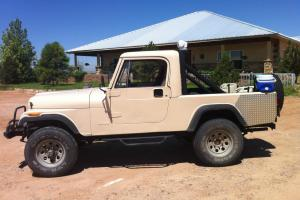 1983 Jeep CJ-8 Scrambler - Totally Rebuilt and Reconditioned - Beauty!