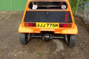Reliant Bond Bug 700ES Barn Find