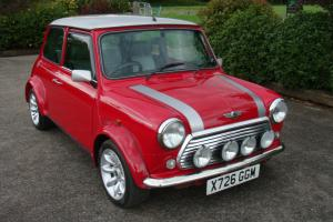 REPOSSESSION PART EX VERY RARE CLASSIC 2000 ROVER MINI COOPER SPORT 1.3 PETROL  Photo