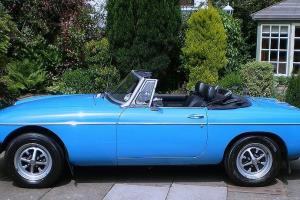 1979 M.G. MGB ROADSTER  Photo