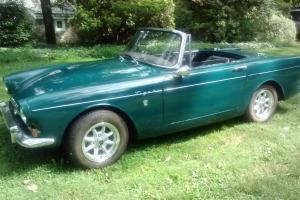 1965 Sunbeam Tiger 260 V8