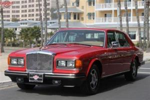 1987 Bentley 8 with 17,560 miles, unbelievable condition Photo