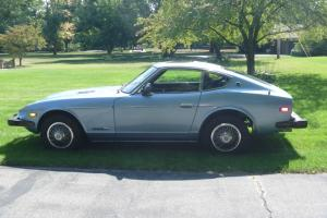 1978 Datsun 280Z with less than 30,700 original miles