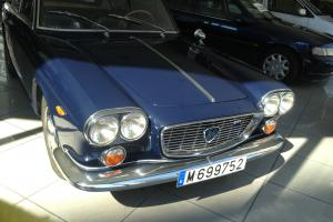LANCIA FLAVIA COUPE 1.8 INYECTION