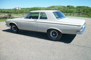 Original Factory Super Stock 1964 Plymouth Savoy 426 Max Wedge race hemi gasser