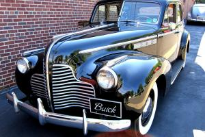 1940 Buick Special 33,000 Original Miles MOVIE CAR 35 Years in The Family