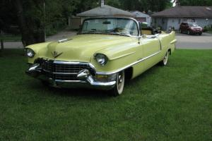 1955 Cadillac Eldorado Base Convertible 2-Door 5.4L
