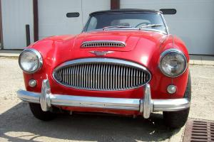 1963 AUSTIN HEALEY 3000  BJ7.  SOLID