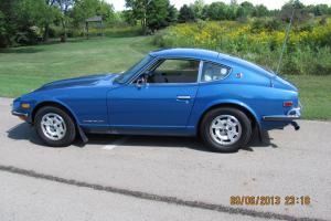 1972 Datsun 240Z - Original Suvior