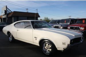 REDUCED! 1969 OLDSMOBILE CUTLASS W-30 CLONE FULL RESTORATION PA INSPECTED CLEAN