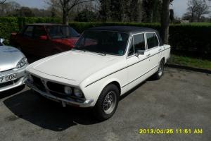 Triumph Dolomite Sprint, Very Nice Car and Quick
