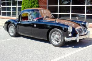 RARE MGA Mark II Coupe