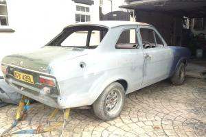 Mk1escort rolling shell must see