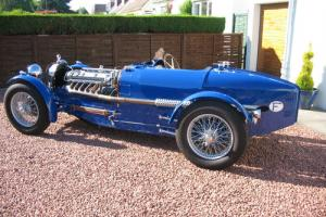 1933 Bugatti Type 59 Grand Prix Replica
