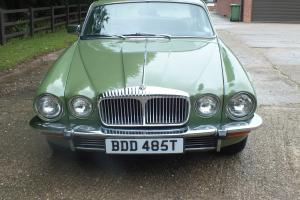 Daimler Sovereign 4.2 Long Wheel Base 1978 Green, 12mths MOT