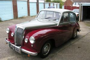 1955 DAIMLER CONQUEST CENTURY IN ALMOST MINT CONDITION
